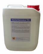 Alcohol Ketonatus 70% - 5L
