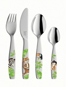 Zwilling Jungle 4-dlg. kinderbestek