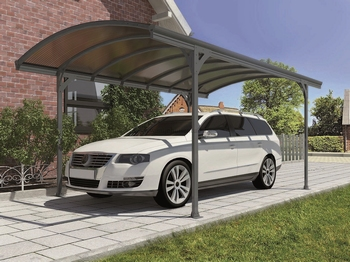 Carport Budget VITORIA 5MX2.9M X2.40M (PC BRONS)