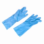 Handschoenen Econohands BLAUW 7.5-8 - MEDIUM